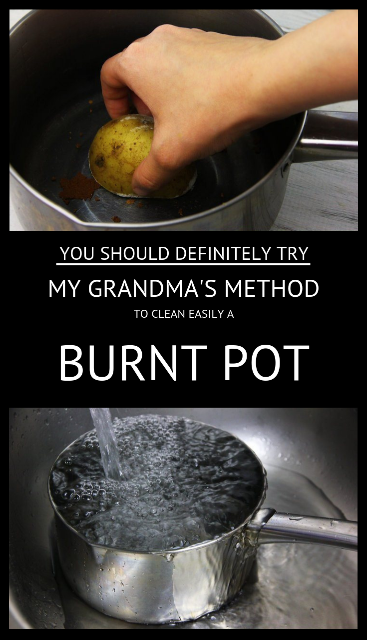 You Should Definitely Try My Grandma S Method To Clean A